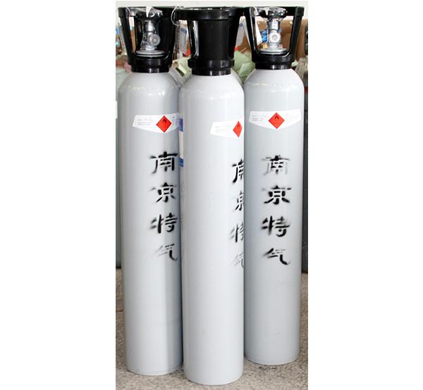 氮气中微量氧气标准气体