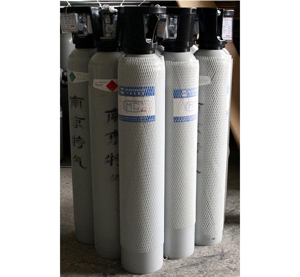 氮气中四组分标准气体